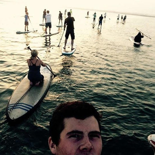 Group SUP Paddle