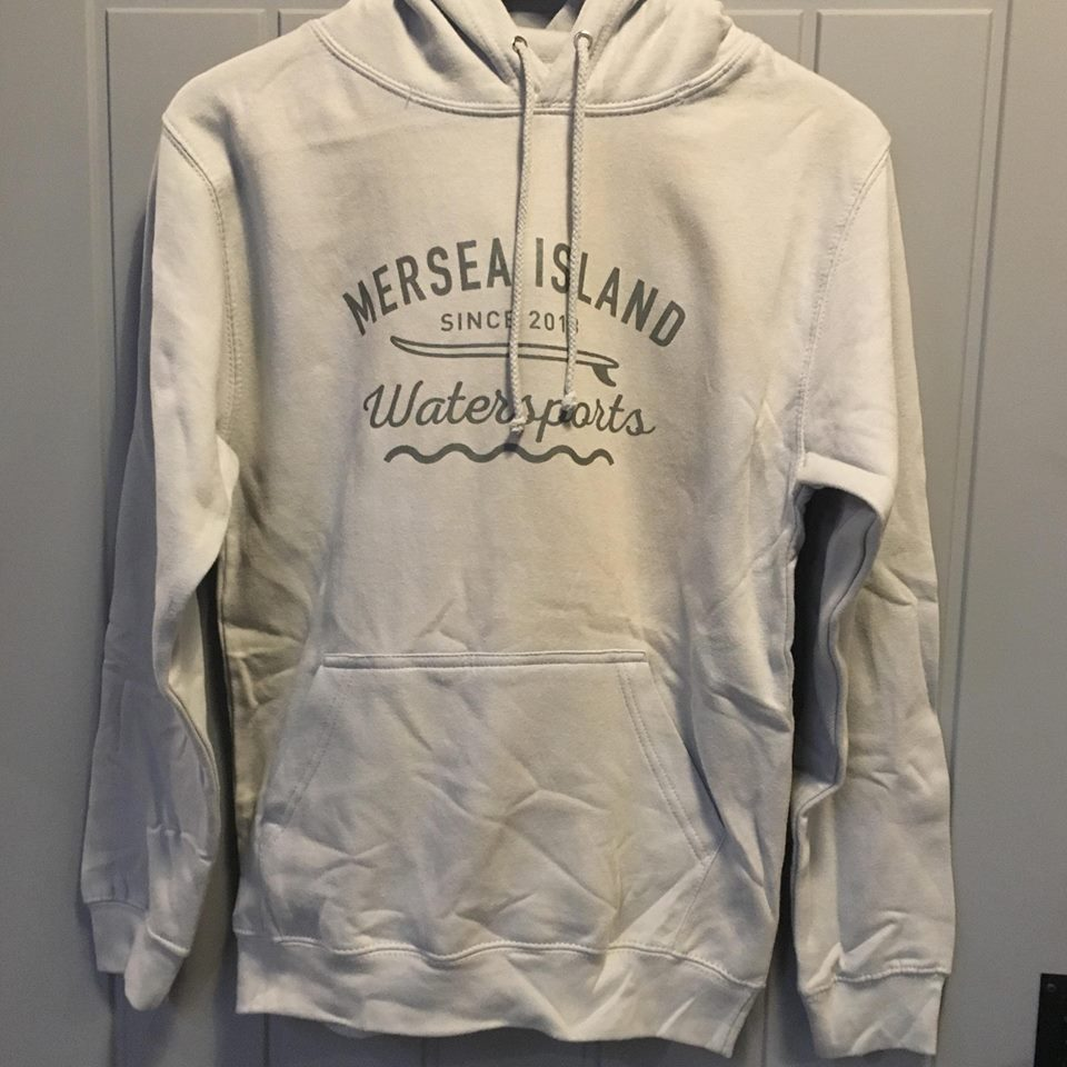ADULT HOODIE – LIGHT GREY