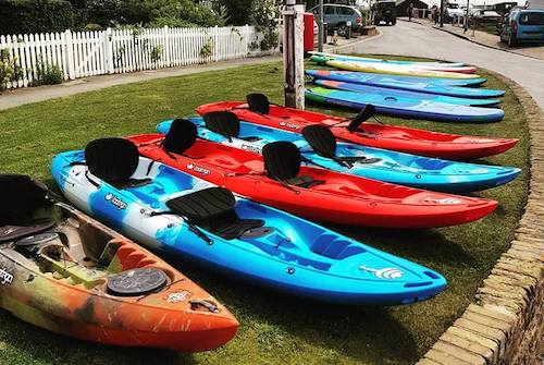 Kayak Hire – 1 Hour