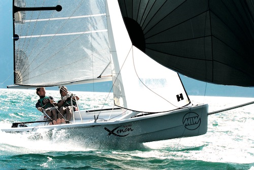 Sailing Lesson Voucher (2hr Private Lesson)