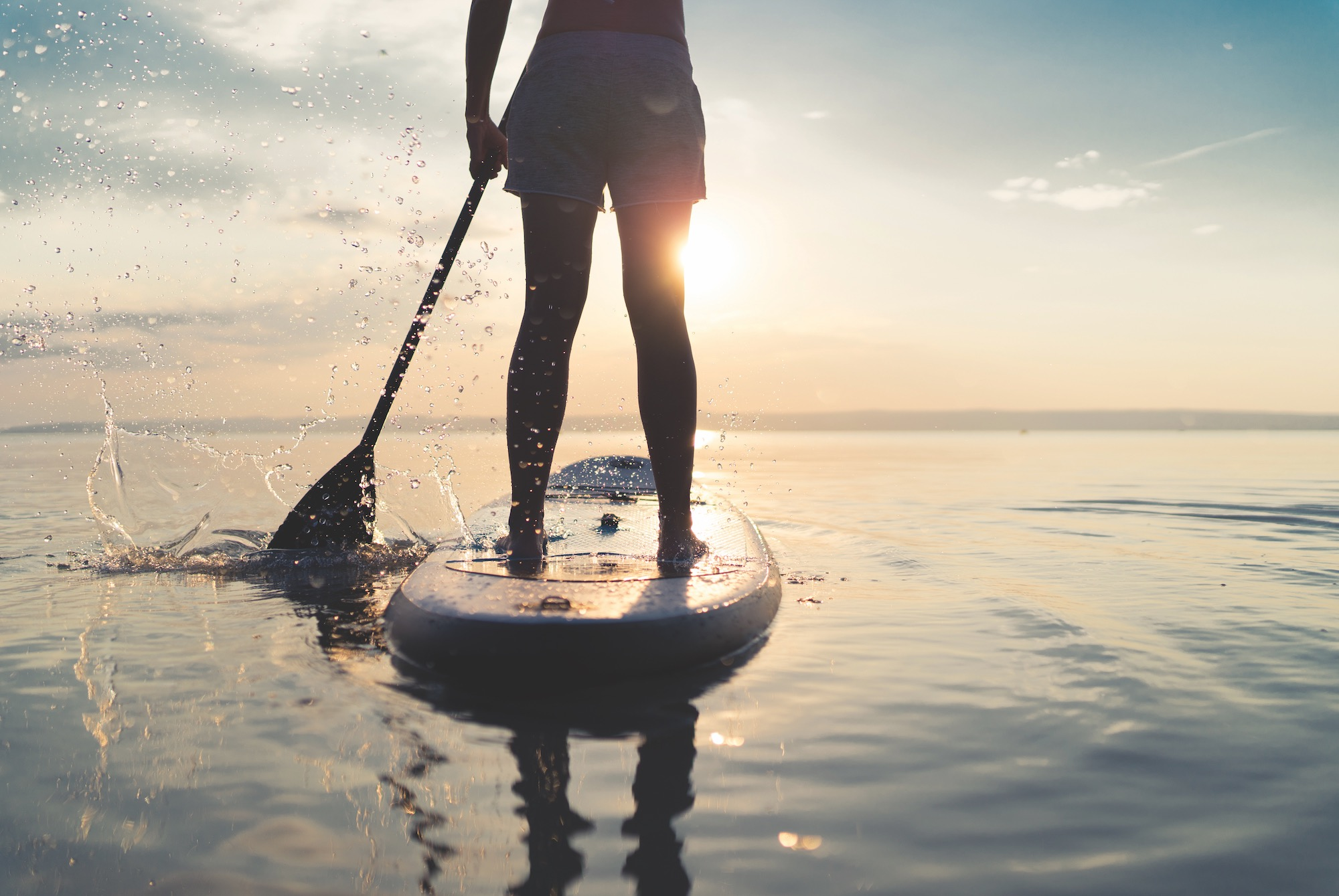 Private Paddleboarding Lesson – 1 Hour