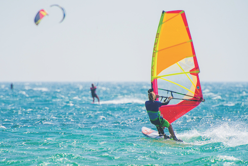 Windsurfing Lesson Voucher (1hr Private Lesson)