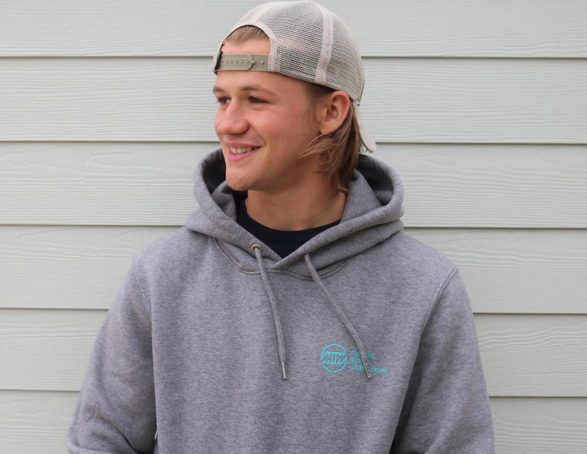 Grey Hoody – Extra Small