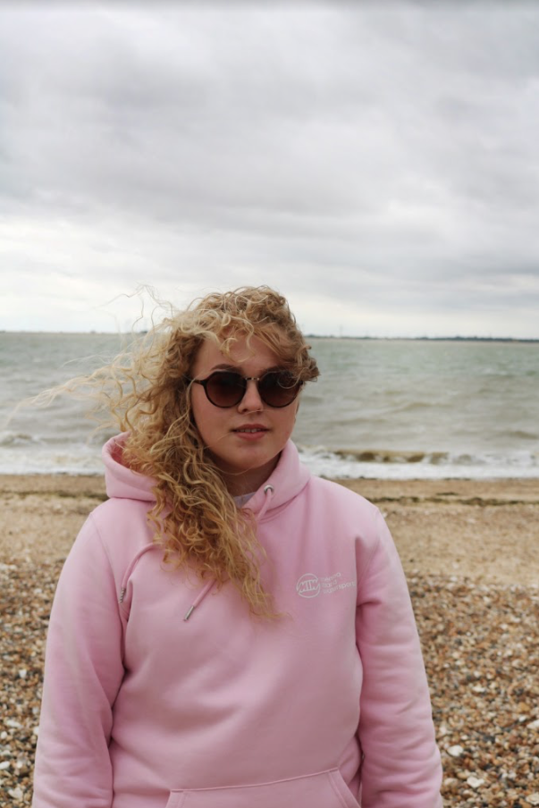 Pink Hoody – Extra Small