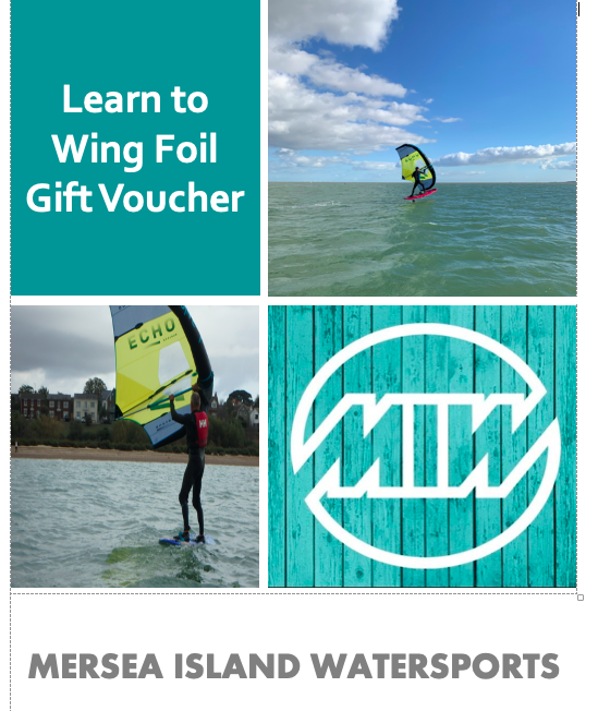 Wing Foiling Voucher – 4 Hour Private Lesson